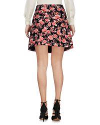 Marni | Black Knee Length Skirts | Lyst