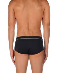 La Perla - Blue Swim Brief for Men - Lyst