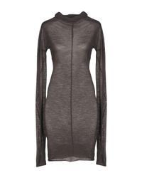Isabel Benenato - Brown Turtleneck - Lyst