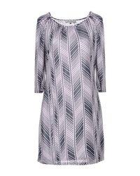 Sportmax - Pink Short Dress - Lyst