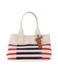 Marc By Marc Jacobs - White Handbag - Lyst