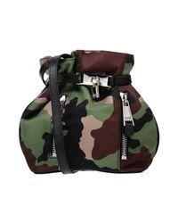 Moschino - Green Cross-body Bag - Lyst