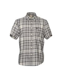 Lee Jeans - Gray Shirt for Men - Lyst