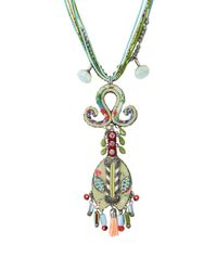 Ayala Bar - Green Necklace - Lyst