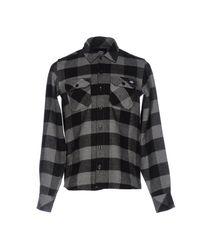 Dickies - Gray Shirt for Men - Lyst