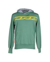 Rrd - Green Sweatshirt for Men - Lyst