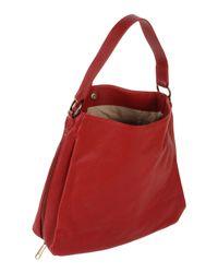Orciani - Red Handbag - Lyst
