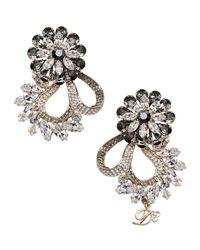 DSquared² | Metallic Earrings | Lyst