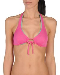 Verdissima - Multicolor Bikini Tops - Lyst