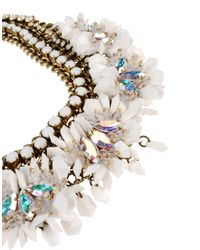 Sveva Collection - White Necklaces - Lyst