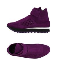 Pedro Garcia - Purple High-tops & Sneakers - Lyst