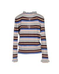 Paul & Joe | Gray Sweater | Lyst