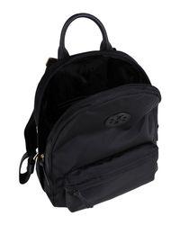 Tory Burch - Black Backpacks & Fanny Packs - Lyst