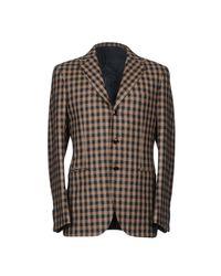Mp Massimo Piombo Natural Blazer for men