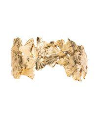 Aurelie Bidermann - Metallic Bracelets - Lyst