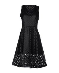Space Style Concept - Black Knee-length Dress - Lyst
