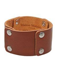 Maison Margiela - Brown Bracelet - Lyst