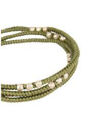 M. Cohen - Green Bracelets - Lyst