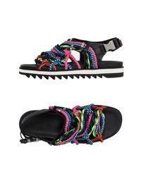 DSquared² - Multicolor Sandals - Lyst