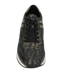 Hogan Rebel - Green Low-tops & Sneakers for Men - Lyst