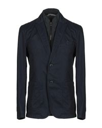 BOSS Orange Blue Blazer for men