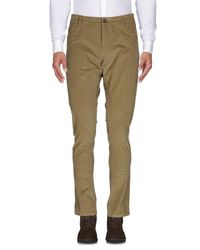 Antonio Marras - Green Casual Pants for Men - Lyst