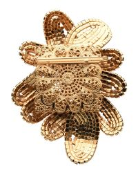 First People First - Metallic Brooches - Lyst