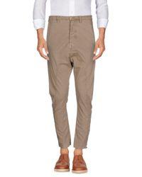 Poeme Bohemien - Multicolor Casual Pants for Men - Lyst