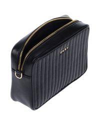 DKNY - Black Handbag - Lyst