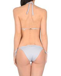 Fisico   Gray Bikini   Lyst