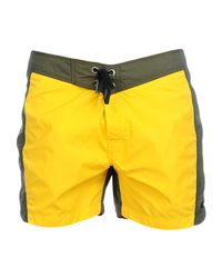 Rrd | Yellow Swim Trunks for Men | Lyst