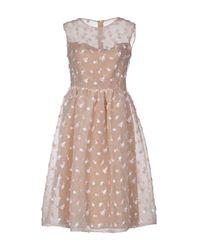 Si-jay - Multicolor Knee-length Dress - Lyst
