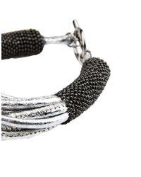 Brunello Cucinelli - Metallic Bracelets - Lyst
