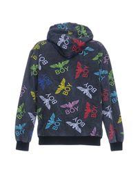 BOY London - Gray Sweatshirt for Men - Lyst