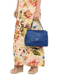 Furla - Blue Handbag - Lyst