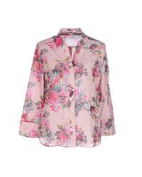 Brigitte Bardot - Pink Shirt - Lyst