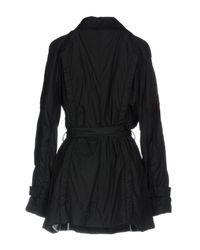 Add - Black Overcoat - Lyst