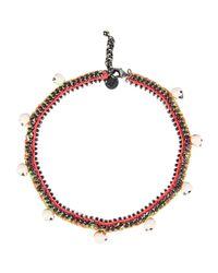 Venessa Arizaga - Multicolor Necklace - Lyst
