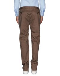 Tonello - Brown Casual Pants for Men - Lyst