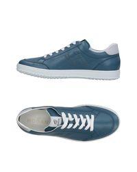 Hogan Blue Low-tops & Sneakers for men