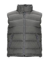 Aspesi Gray Down Jacket