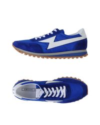 Marc Jacobs - Blue Low-tops & Sneakers for Men - Lyst