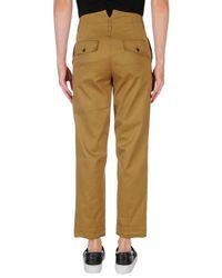 Golden Goose Deluxe Brand - Green Casual Pants for Men - Lyst