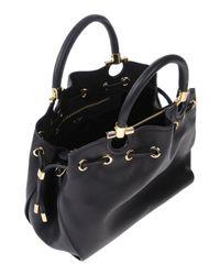 Ferragamo - Black Handbag - Lyst