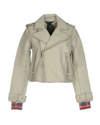 Marc By Marc Jacobs - Gray Jacket - Lyst