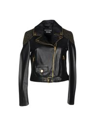 Boutique Moschino - Black Jackets - Lyst