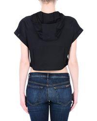 Calvin Klein - Black T-shirt - Lyst