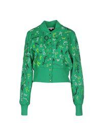 Olympia Le-Tan - Green Sweatshirt - Lyst