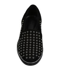 The Kooples - Black Loafers - Lyst