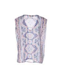 Antik Batik - Blue Top - Lyst